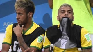 """Bebeto: """"7:1 - dachten wir träumen""""   Brasilien - Deutschland 1:7   FIFA WM 2014 Brasilien"""