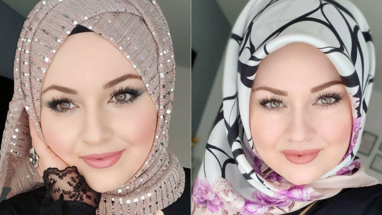 Turkish Tutorial Hijab For Ramadan Part 4 Youtube