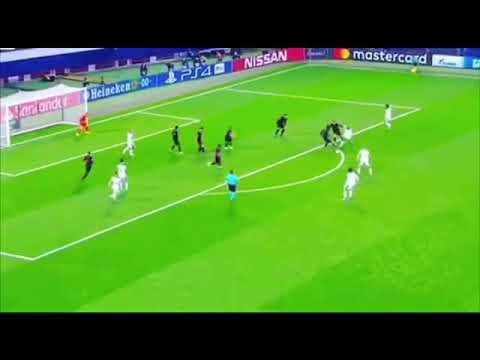 LOKOMOTIV MOSCOW vs ATLÉTICO DE MADRID. Repliegue intensivo - intense defensive retreat. Soccer fut