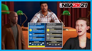 NBA 2K21 Agents for MyCareer and MyPark, Pay Attention Know Before you Pick!