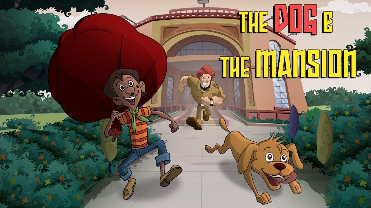Download Chorr Police Full Episode 14 in English   Cruise liner & The Dog and The Mansion
