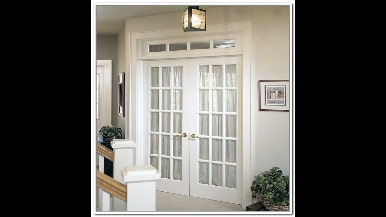 Interior french doors interior french doors dallas youtube for Interior double french doors for sale