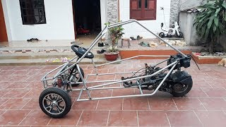 Homemade 3-wheeled vehicles - Part 5