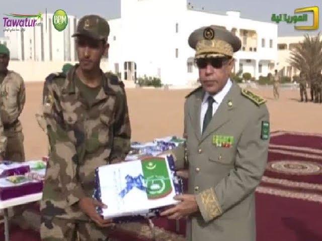 المدرسة العسكرية تنظم حفل اختتام السنة الدراسية و تكرم المتفوقين في المسابقات الوطنية