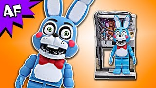 McFarlane Five Nights at Freddy s Toy Bonnie with left air vent Speed Build