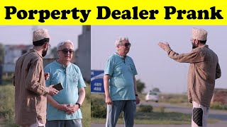 Property Dealer Prank | Allama Pranks | Lahore TV | Funny | Comedy