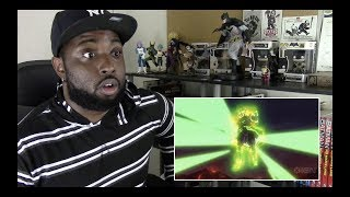 Dragon Ball Super: Broly Movie Trailer (English Dub Reveal) REACTION