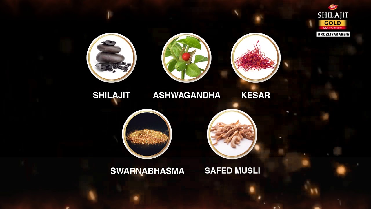 Know more about the Power of Shilajit ingredients | Ayurvedic Medicine for Strength & Stamina