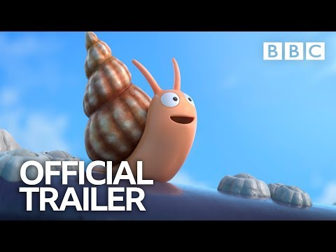 The Snail and the Whale: Trailer   BBC Trailers