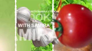 Cooking With Samira #124 Stuffed Cabbage لهانة محشية، Eggplant Salad سلطة باذنجان،