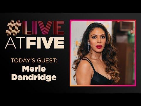 Broadway.com LiveatFive with Merle Dandridge of ONCE ON THIS ISLAND
