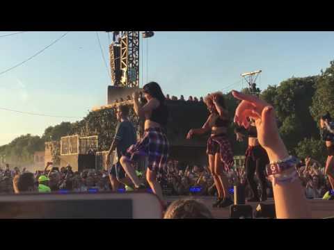 Justin Bieber 'Company' Live BST Hyde Park 2/7/2017