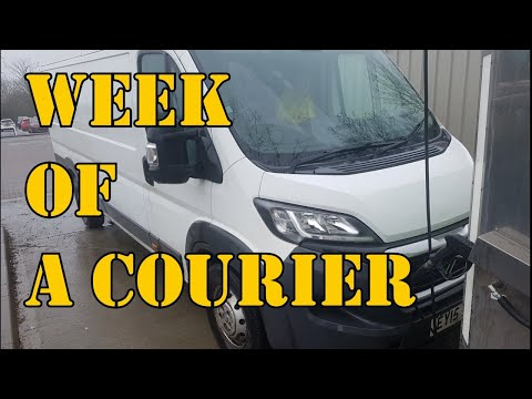 Week Of A Courier - WK4