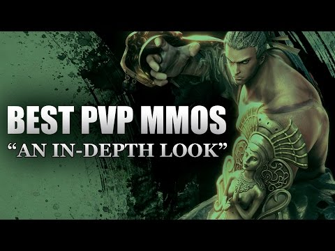 The Best PvP MMO's (From 1995 To 2017)