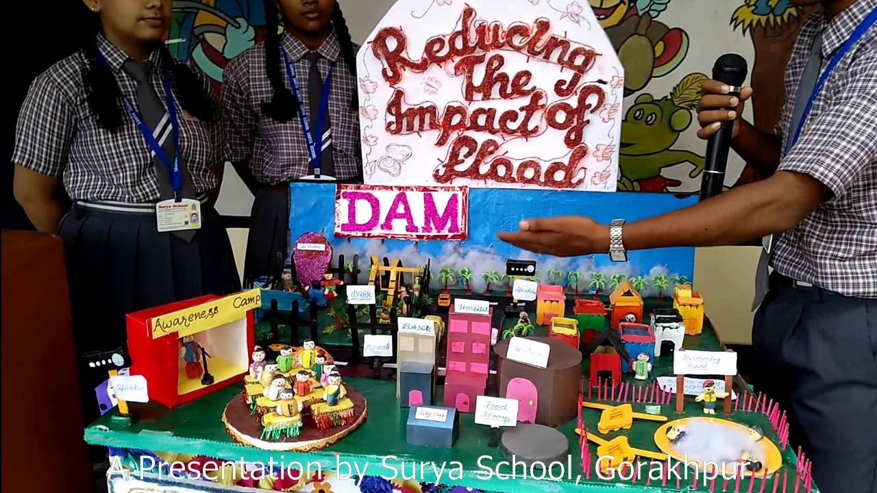 Citaten School Project : Fevicol science project challenge by surya school