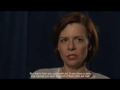 IDA interview met actrice Agata Kulesza