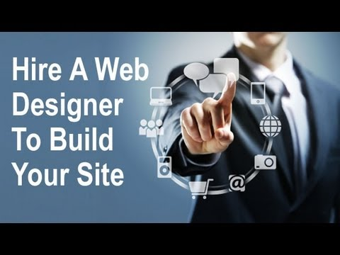 Hire a Web Designer To Build Your Site: Top 3 Benefits