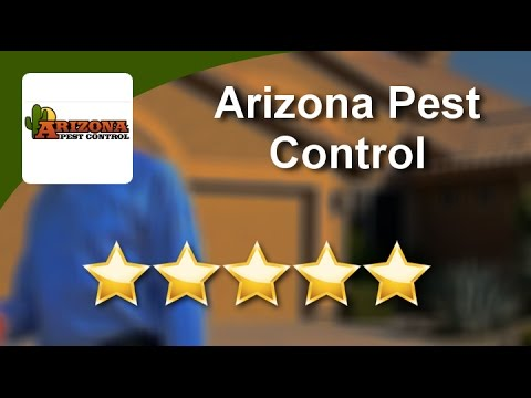 Arizona Pest Control Tucson Perfect Five Star Review by ERICA Q.