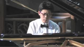 Bach: Fugue BWV 848, WTC Bk.1 #3 in C# Major