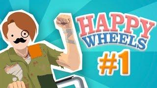 HAPPY WHEELS - MINIJUEGOS RANDOM! - MR. PHILLIP