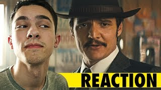 Kingsman: the golden circle trailer #2 | reaction (deutsch)