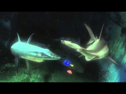 Finding Nemo 3D - Fish Are Friends