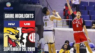 NU vs. UE - September 29, 2019 | Game Highlights | UAAP 82 MB