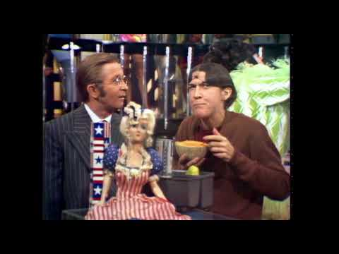 Marcel Marceau Cocktail Party  Rowan & Martin's LaughIn  George Schlatter