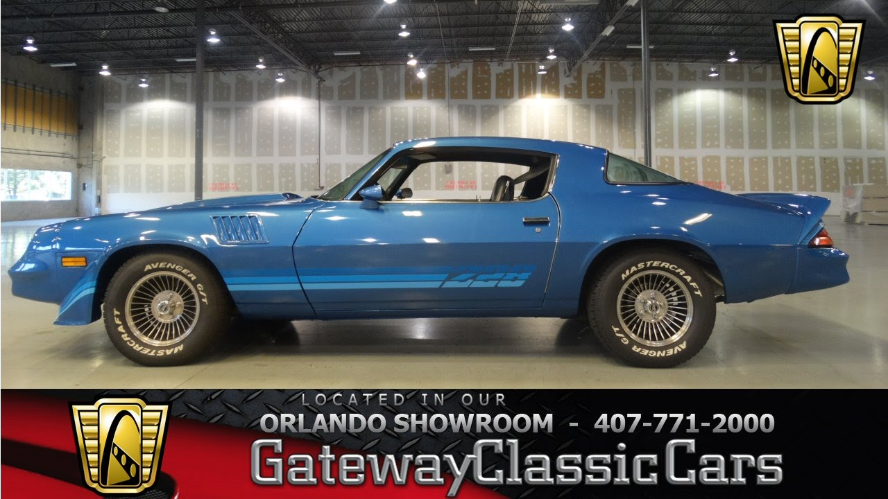 Chevrolet Camaro Gateway Classic Cars Orlando Youtube