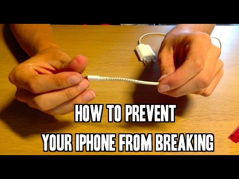 Life Hack Prevent Your IPhone Charger From Breaking YouTube - 20 life hacks really shouldnt try