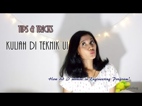 Tips & Tricks Kuliah di Teknik UI #chitchatwithNislog