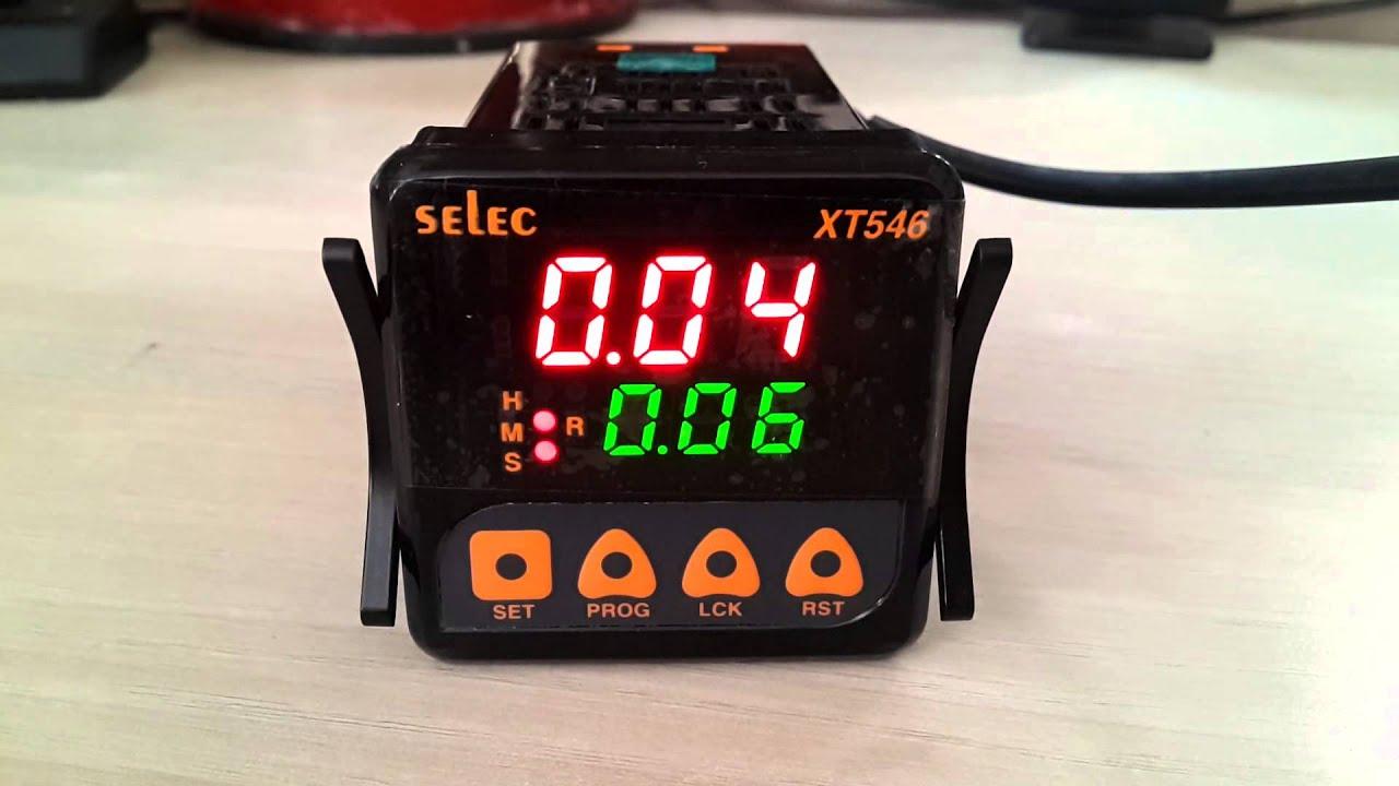 My Selec Xt546 Digital Cyclic Timer
