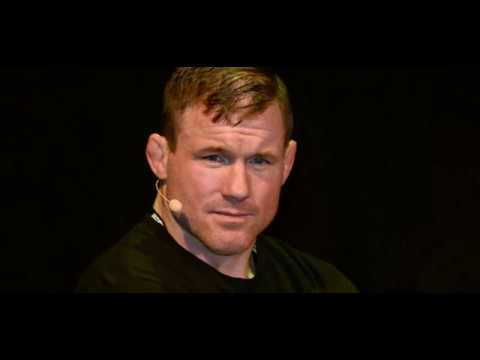 Former UFC champ Matt Hughes airlifted to hospital after truck collides with train UPDATED  , Sports