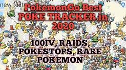 Best Poke Tracker of Pokemon Go in 2020 || PokemonGo best Poke Tracker || We Catch Poke Tracker ||