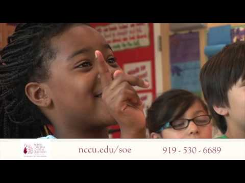 North Carolina Central University - School of Education - Aid to Teacher Commercial