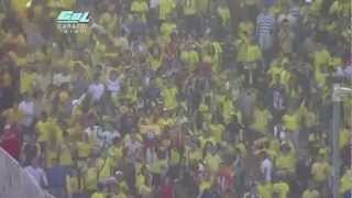 Chile vs Colombia (1-3) Eliminatorias Mundial Brasil 2014
