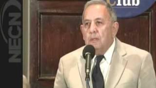 Robert Salas UFO Press Conference 9/27/10  Nukes Deactivated (pt1)