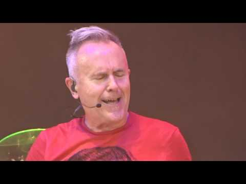 Howard Jones - Things Can Only Get Better @ Let's Rock Norwich 24/6/17