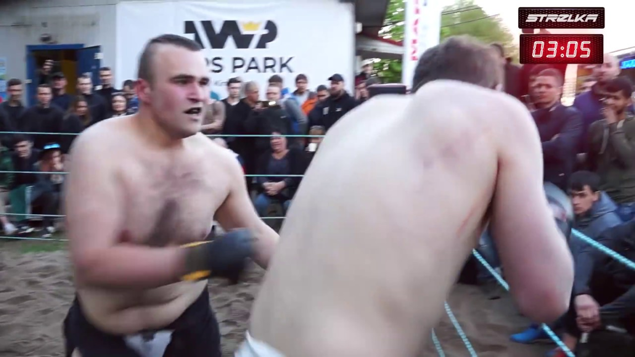 ぽっちゃりVS格闘家|ぼっちゃをいじめてはいけない!