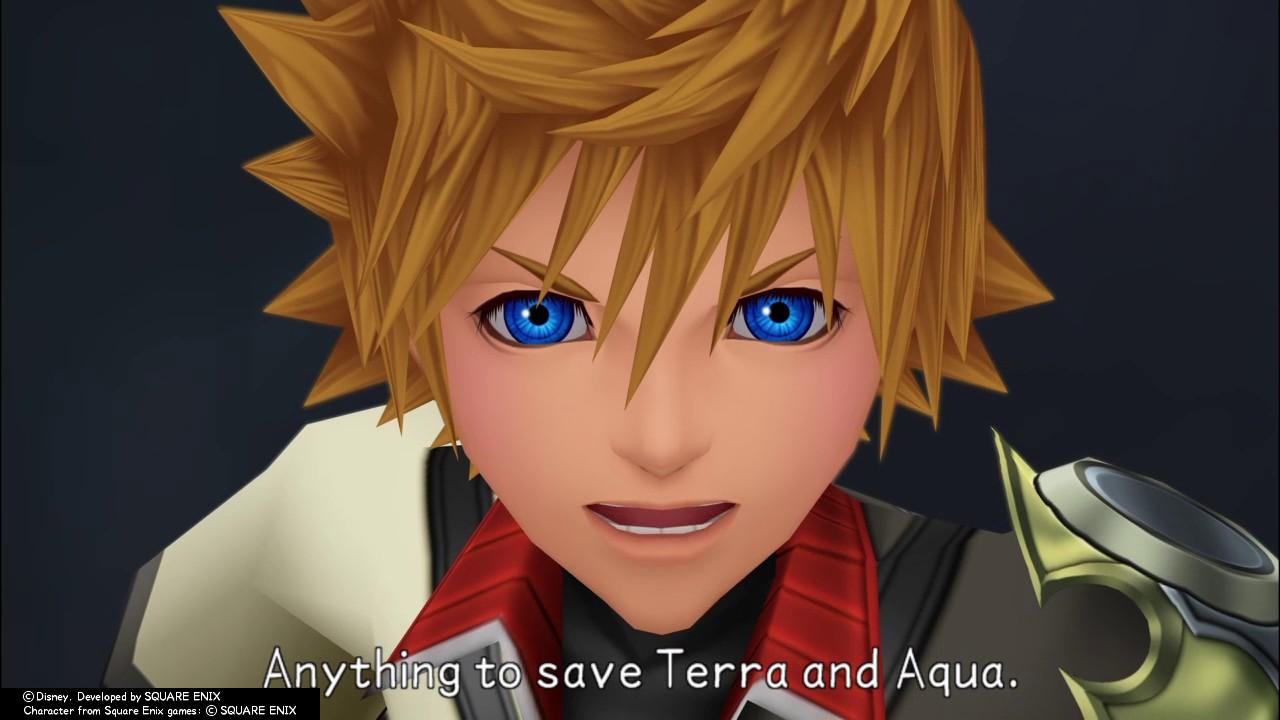Ventus anything for Terra Aqua