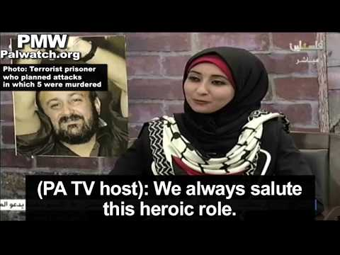 PA TV host longs for days of Palestinian terror, encourages more violence