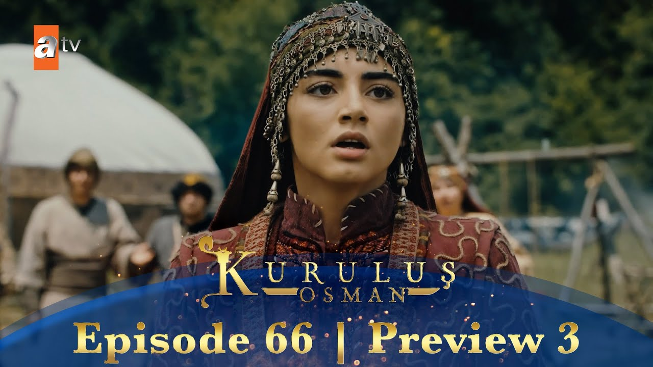 Kurulus Osman Urdu   Episode 66 Preview 3