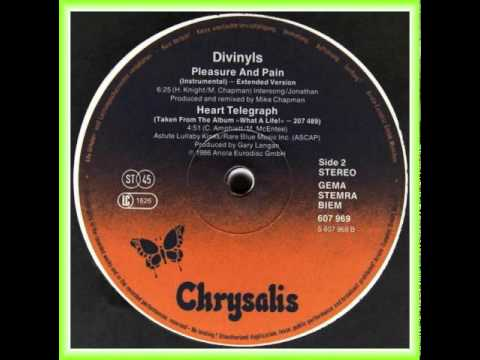 Divinyls-Pleasure And Pain (Instrumental - Extended Version)