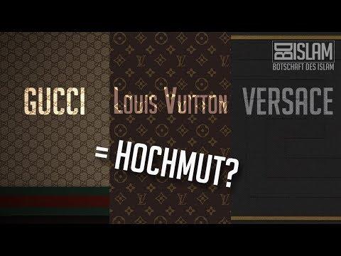 Gucci, Louis Vuitton, Versace ᴴᴰ ┇ HOCHMUT? ┇ Botschaft des Islam