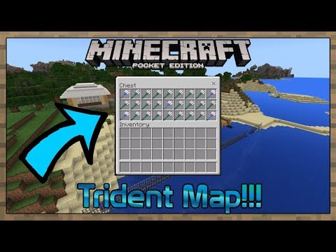 minecraft how to get trident enchantments