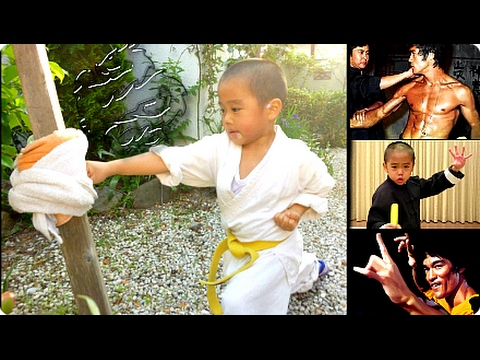 Ryusei Imai - Mini BRUCE LEE 6yr old Martial Arts Master! ☯Kung Fu Training Superkid!