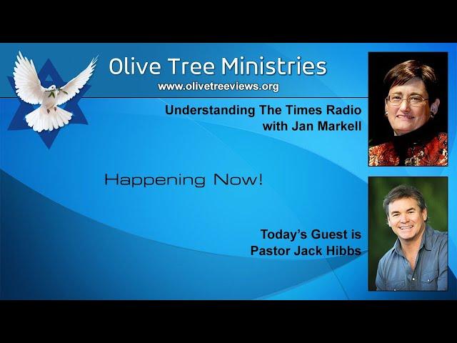 Happening Now! – Jan Markell and Pastor Jack Hibbs