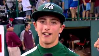 No-Hitter At LLWS