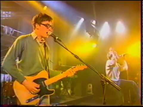 Blur - 1995-10-25 Nulle Part Ailleurs