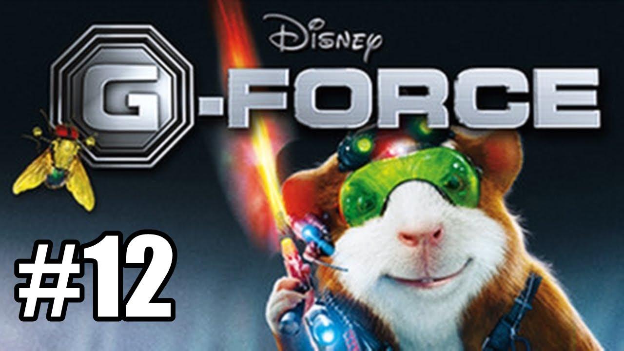 G-Force: ¡El juego de la película completo! Parte 12 - Fuerza G en ...